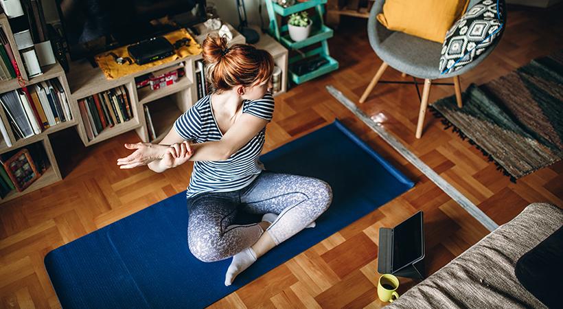 Confinement : pourquoi maintenir son activité physique est essentiel