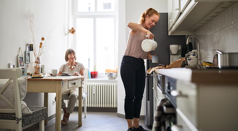 Covid-19 : obtenir un arrêt de travail lorsqu'on vit avec une personne à risque